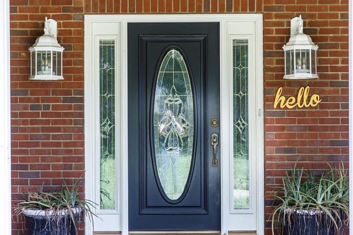 Bespoke Burglar Proof Doors