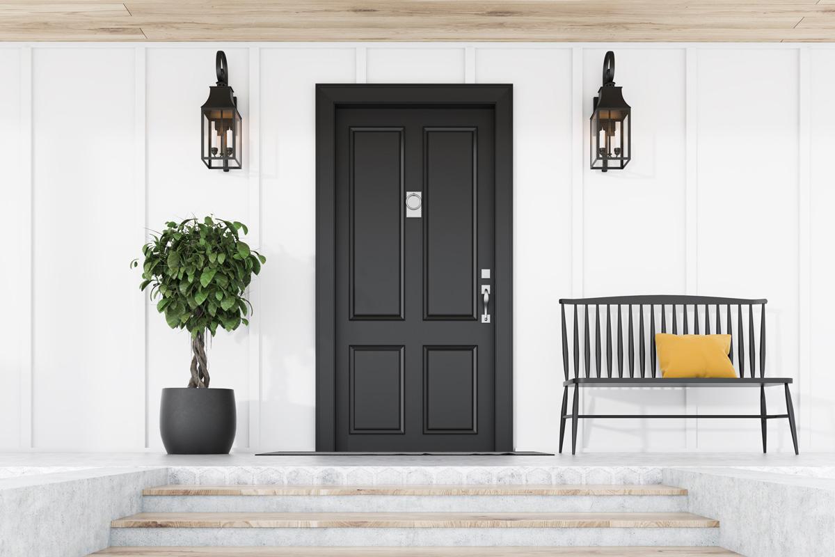 Security Doors Cheshire